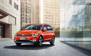 Volkswagen Cross Touran L 2018 года