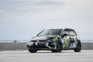 Volkswagen Golf R Abstract Concept by ABT 2018 года
