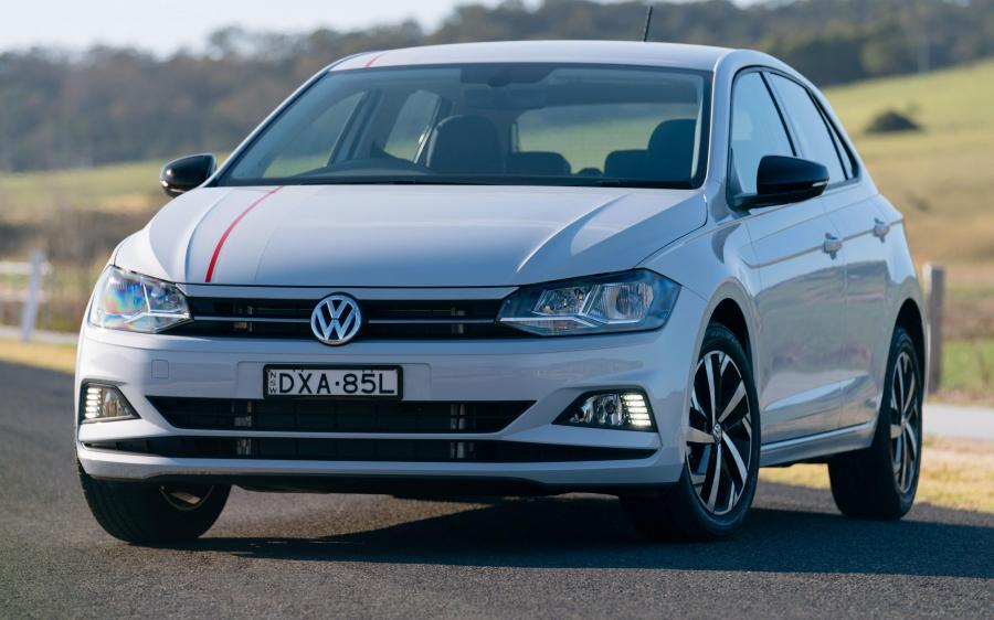 Volkswagen Polo Beats (Typ AW) (AU) '2018