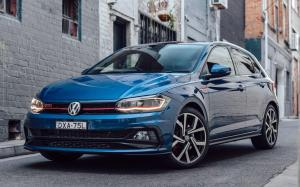 Volkswagen Polo GTI 2018 года (AU)