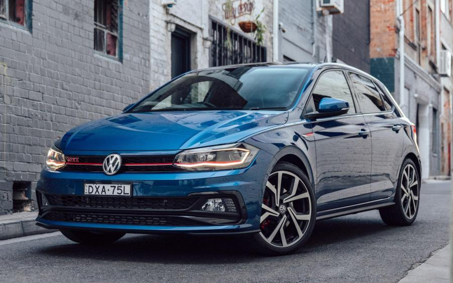 Volkswagen Polo GTI (Typ AW) (AU) '2018