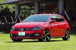 Volkswagen Polo GTI 2018 года