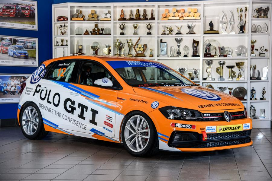 Volkswagen Polo GTI Cup '2018