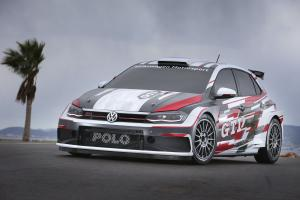 Volkswagen Polo GTI R5 2018 года
