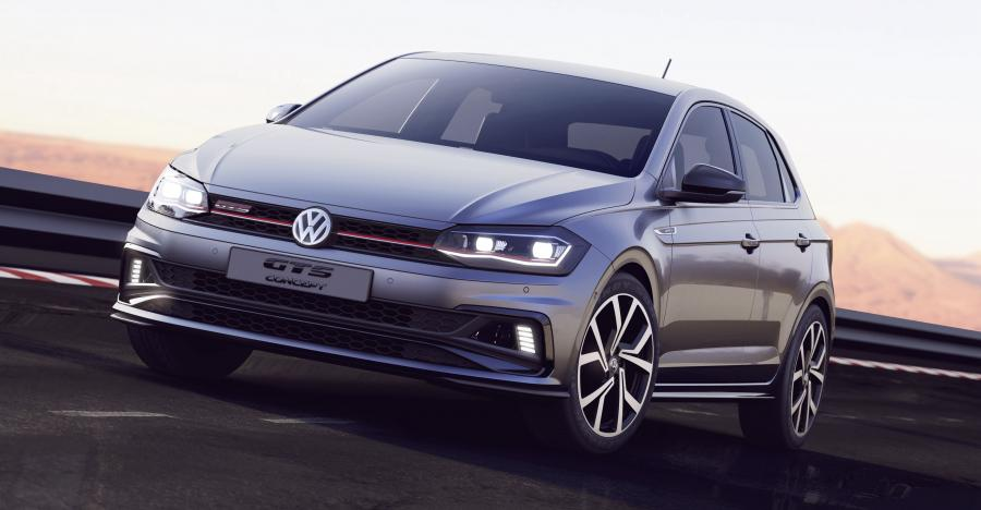 Volkswagen Polo GTS Concept (Typ AW) '2018
