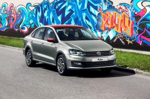 2018 Volkswagen Polo Sedan Joy