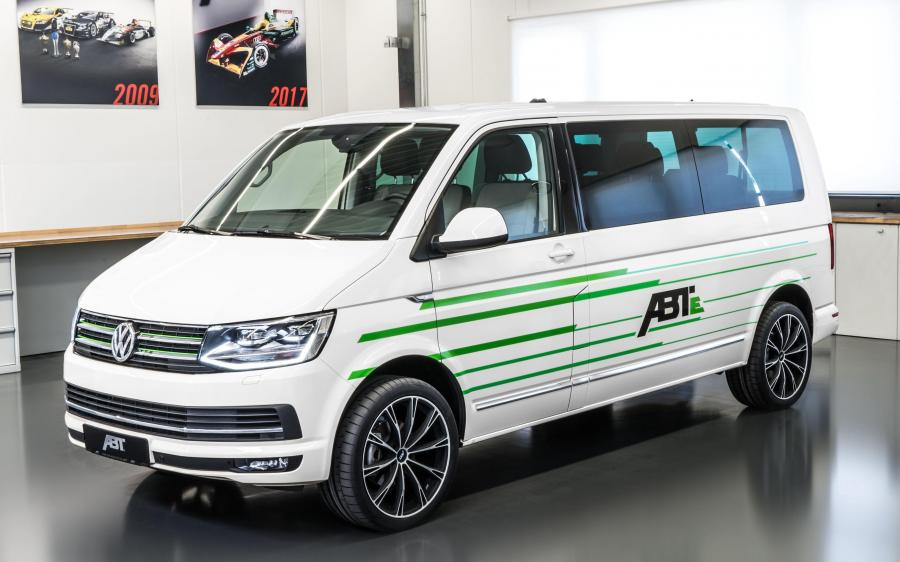 Volkswagen e-Multivan by ABT