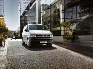 Volkswagen e-Transporter by ABT 2018 года