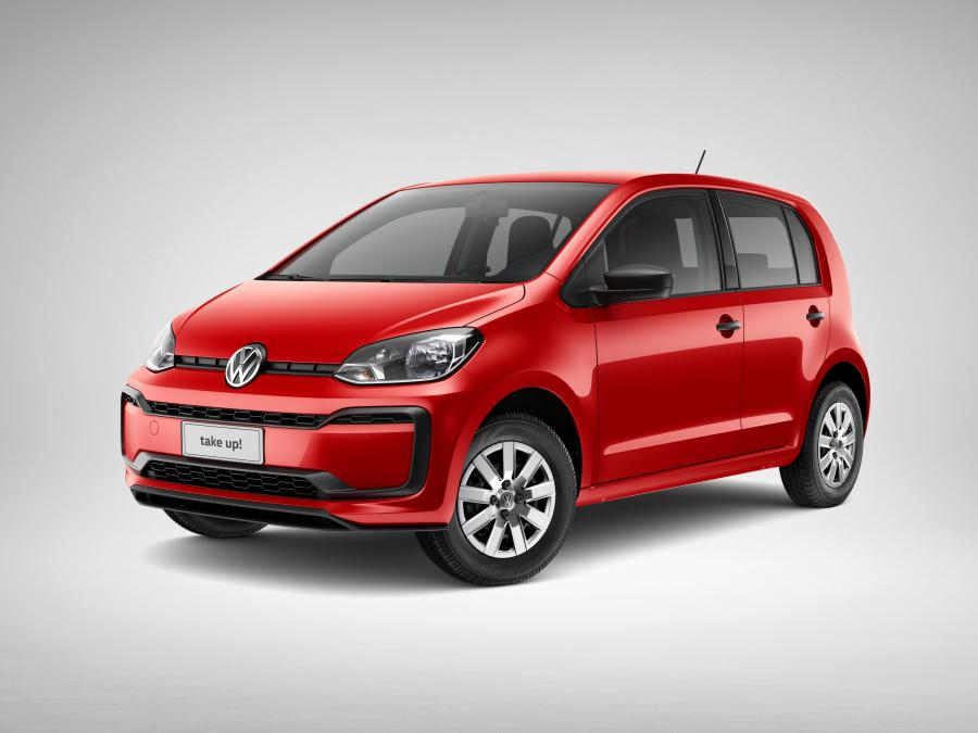 Volkswagen take up! 5-Door
