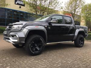 Volkswagen Amarok V6 Double Cab Highline AMY by Carlex Design 2019 года