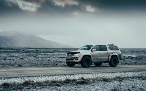 2019 Volkswagen Amarok AT35 by Arctic Trucks