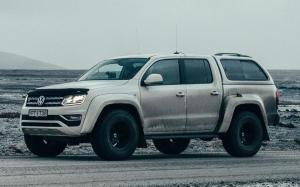 Volkswagen Amarok AT35 by Arctic Trucks 2019 года