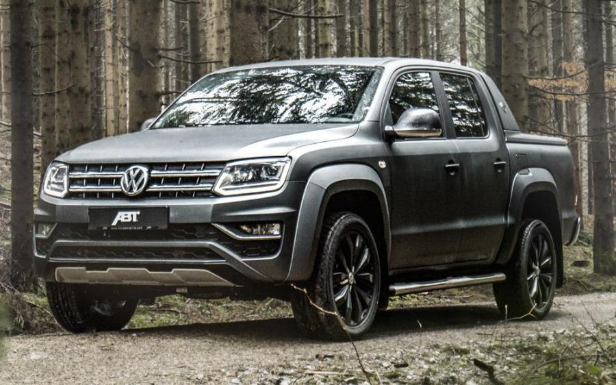 Volkswagen Amarok Double Cab by ABT '2019
