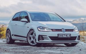 Volkswagen Golf GTI 3-Door by Mountune (Typ 5G) '2019