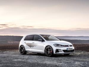 Volkswagen Golf GTI TCR 5-Door 2019 года