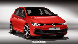 2019 Volkswagen Golf GTI by X-Tomi Design