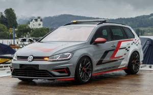 Volkswagen Golf Variant FighteR 2019 года