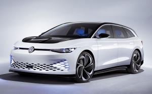 Volkswagen I.D. Space Vizzion '2019