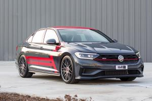 2019 Volkswagen Jetta GLI by H&R Special Springs