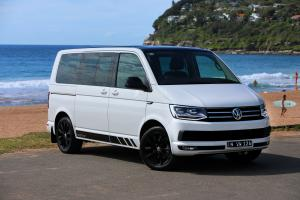 2019 Volkswagen Multivan Black Edition