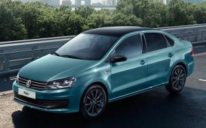 Volkswagen Polo Connect 2019 года (CIS)