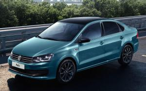 Volkswagen Polo Football Edition 2019 года