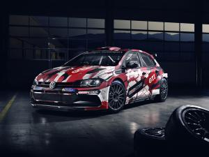 Volkswagen Polo GTI R5 2019 года