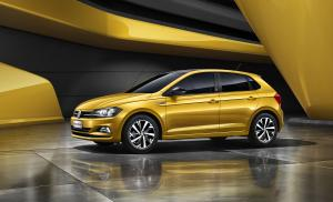 2019 Volkswagen Polo Plus