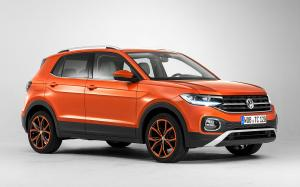 Volkswagen T-Cross 2019 года (WW)