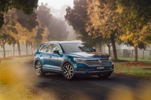 Volkswagen Touareg Launch Edition 2019 года