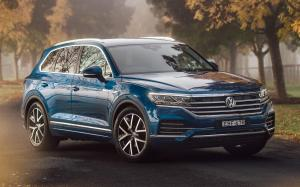 Volkswagen Touareg Launch Edition