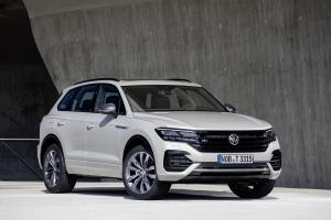 Volkswagen Touareg R-Line One Million 2019 года