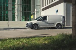 2019 Volkswagen e-Caddy Maxi Kasten by ABT