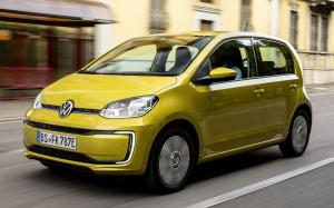 Volkswagen e-up! (Honey Yellow) (WW) '2019