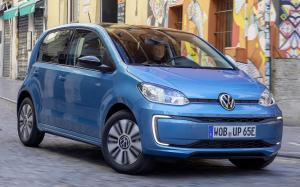 Volkswagen e-up! (Teal Blue) 2019 года (WW)