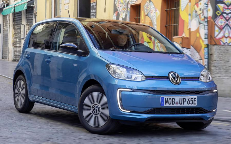 Volkswagen e-up! (Teal Blue) (WW) '2019