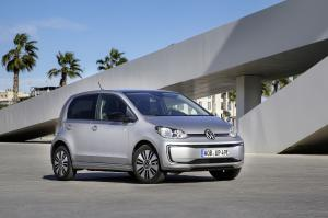2019 Volkswagen e-up! (Tungsten Silver)