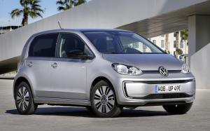 Volkswagen e-up! (Tungsten Silver) (WW) '2019