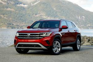 2020 Volkswagen Atlas Cross Sport SEL