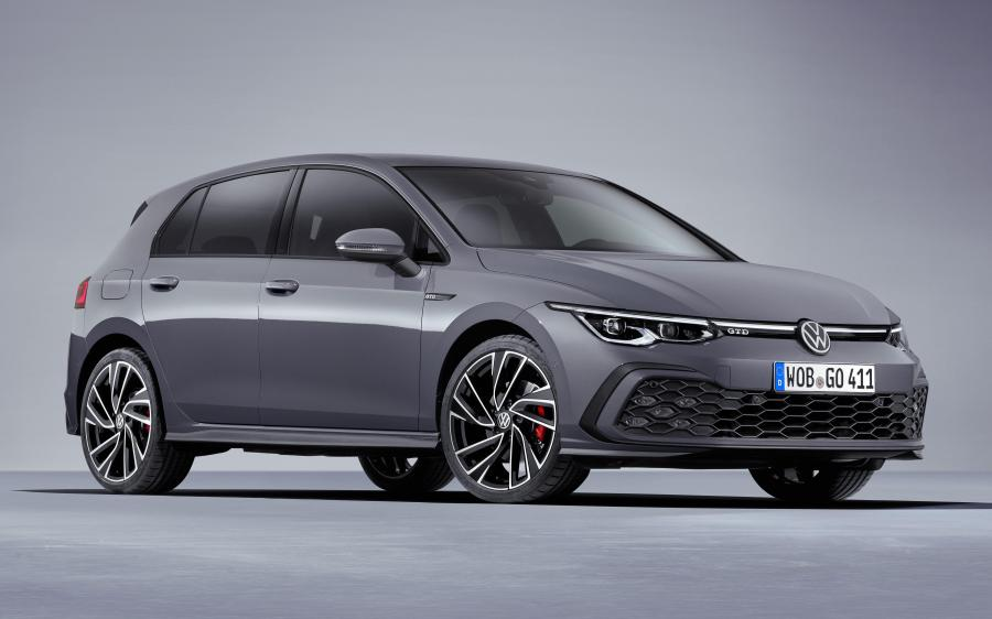 Volkswagen Golf GTD (WW) '2020