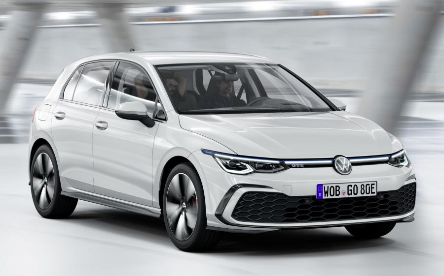 Volkswagen Golf GTE (WW) '2020