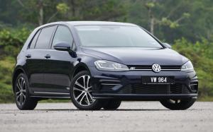 Volkswagen Golf R-Line 5-Door Sound & Style 2020 года (MY)