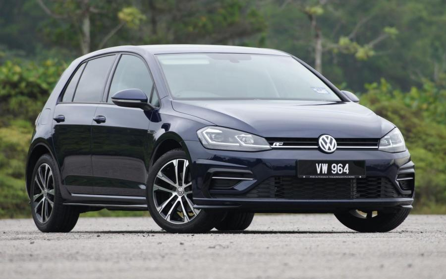 Volkswagen Golf R-Line 5-Door Sound & Style (Typ 5G) (MY) '2020