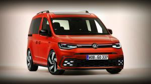 Volkswagen Caddy GTI by X-Tomi Design 2020 года