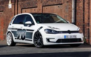 Volkswagen e-Golf by XXX-Performance 2020 года