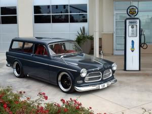 1967 Volvo Amazon Concept by VOX