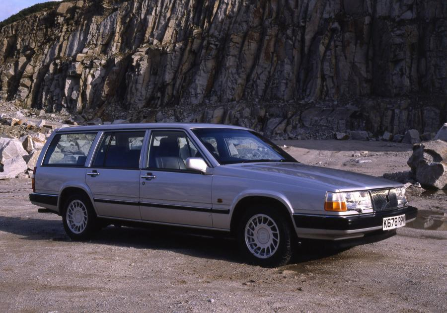 1992 Volvo 960 Estate