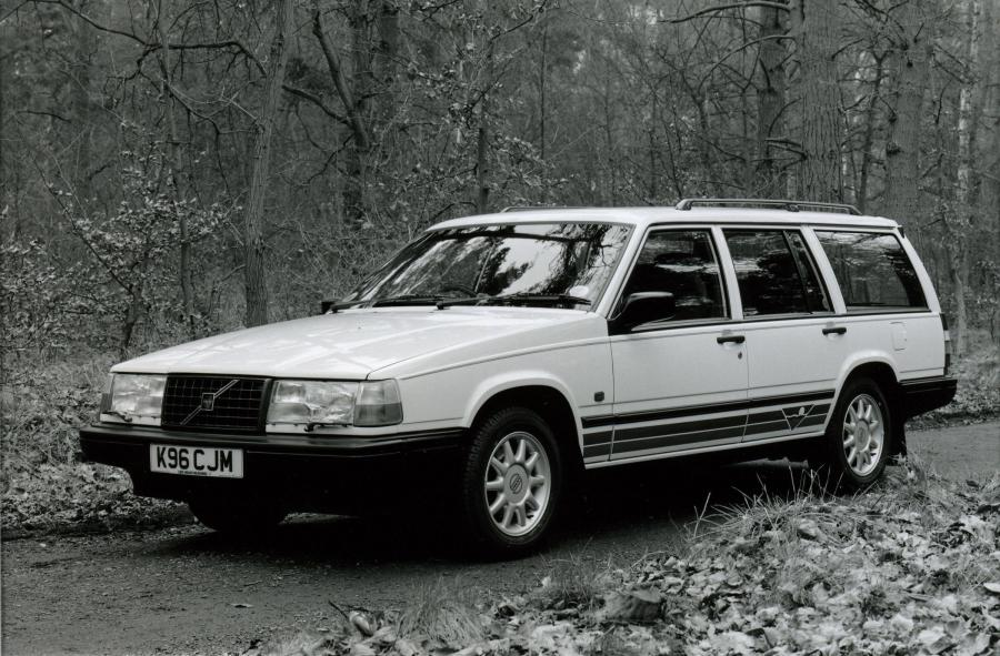 Volvo Highlander Estate