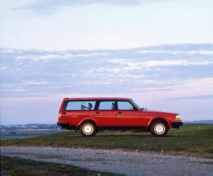 Volvo 240 Estate 1993 года