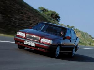 Volvo 850 Turbo 1993 года
